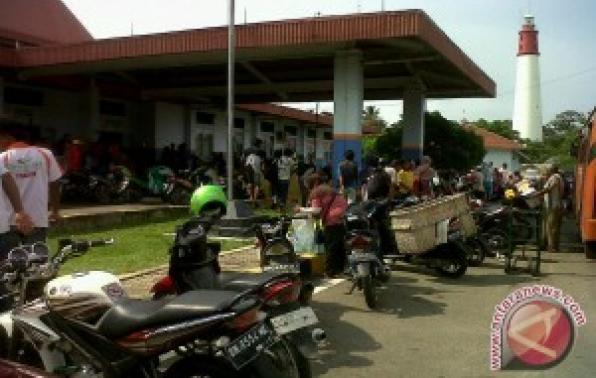 Pelabuhan Tanjung Kalian Muntok